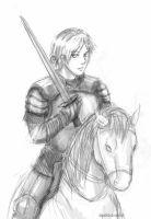 APH: Norwegian knight by deathbybroccoli