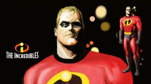 Mr Incredible by Luglio