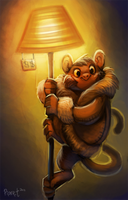 DAY 22. IKEA MONKEY! (35 Minutes) by Cryptid-Creations