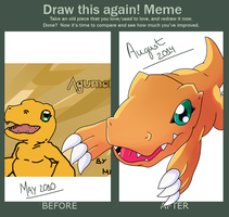 Draw this again! Meme [3] by Mayaliicious