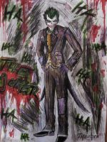 The Joker by Tipsutora