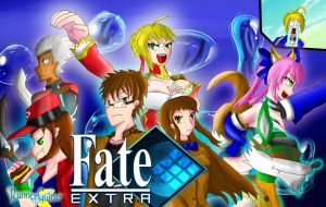 Fate/Extra: Unleash Your Memories (LLC Thumb) by RunnerGuitar