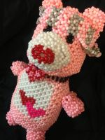 3d big kandi care bear by BBEEAARR
