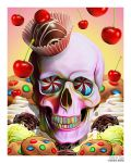 Sweet Skull by EricTonArts