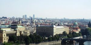 outlook to Prague by VioletSuperman