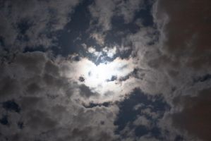 Equivalent Moonlit Clouds by FellowPhotographer