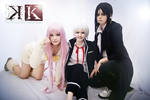 K Project - Silver Clan O1 by NeeYumi