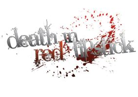 Death in Red Lipstick Logo by NineteenPSG