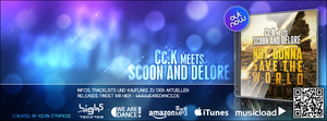 Cc.K meets Scoon and Delore Timeline Cover by Djblackpearl