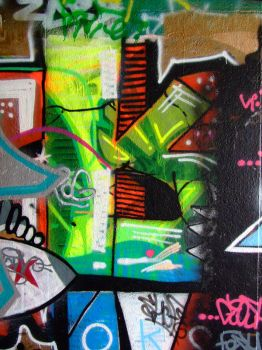 graffito 11 by vlem-stock