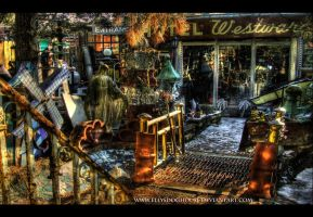 Hotel Westward - HDR by ellysdoghouse