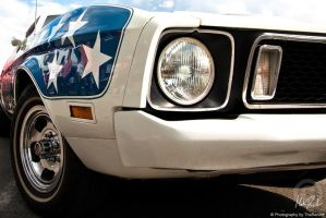 1973 Mach-1 by TheRenART