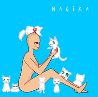 The Cat Lady Base by Nagika