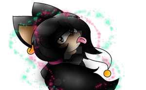 |:.~ Tounge Sticking to the World and so On ~.:/| by X-UnKnownRituals