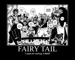Fairy Tail Chapter 255 by Ardeau