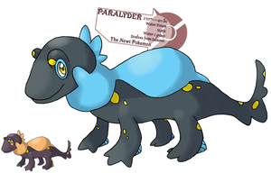 not 2 be mistaken 4 paraglider by G-FauxPokemon