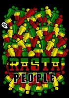 rasta people by pizmon