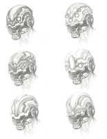 Coalition of the Forgotten Helmet Concepts by Partin-Arts