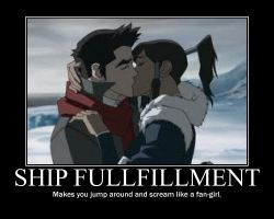 Makorra: Ship Fullfillment by lipstick-and-tictacs