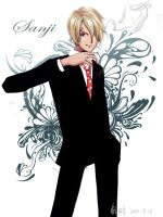 SANJI by Narcissus9