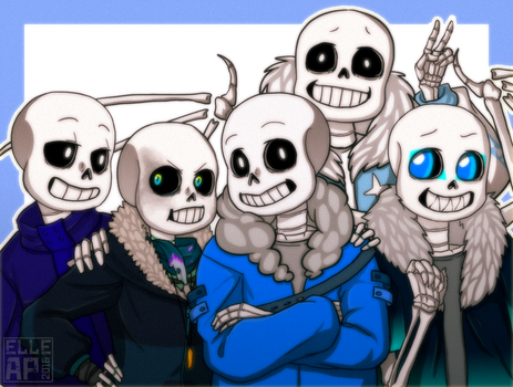 The Squad Finally Arrived! [Meme] by ElleAP