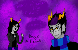 Ask Eridan: Kismesis and Matesprits [GIF] by DuckOfEpicFail