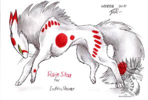AT: RainStar by Drerika