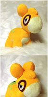 Numel plush by d215lab