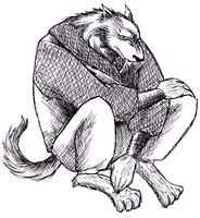 Wolves Wear Clothes by TemBrook