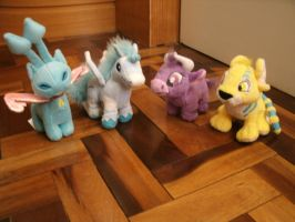 Neopets Collection 1 by kirarachan