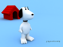 Snoopy by thekeyofE