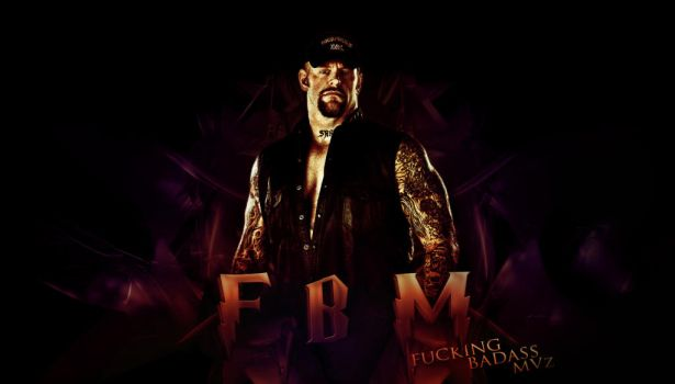 Undertaker Wallpaper - FBM by FBM721