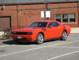 New Dodge Challenger RT by devianb