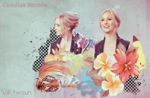 Candice Accola Blend 003 by bulgarianxpersonxD