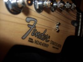 Fender by megadef