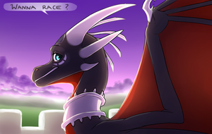 Wanna Race? by aacrell
