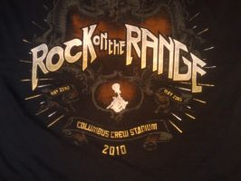 Rock on the Range 2010 by ElizzaBeast
