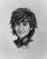 HTTYD2: Adult Hiccup by AnMaInKa