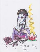 Deadly Lotus by Ivory-Bloodrose