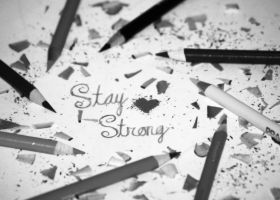 Stay Strong Request by amyreneejohanson