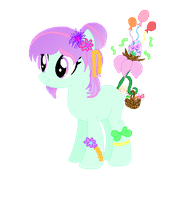 OTA Surprise Easter Pony Adopt by FluttershyPony4444