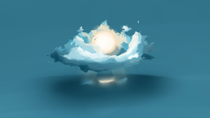 Illuday #23 - Clouds by Illuday
