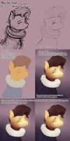How to shade. Lighting for overall, not specific. by viwrastupr