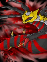Origin Forme Girantina by Lovelessdeception