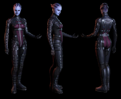 Asari by ThessianSunset