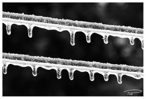 Icy Line by PatrickTCPope