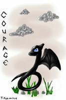 Courage by volatileT1MES