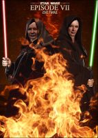 Star Wars: Evil Twins by Arce