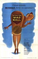 'Operation Mad Ball' 1957 film by slr1238