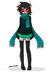 [Old] Terezi Pixel by Nadi-Chan